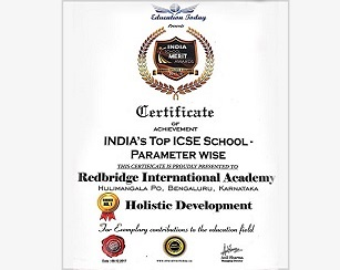 Best Schools in Bangalore | Redbridge International School Review