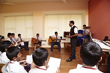 The International School Bangalore | Redbridge International School